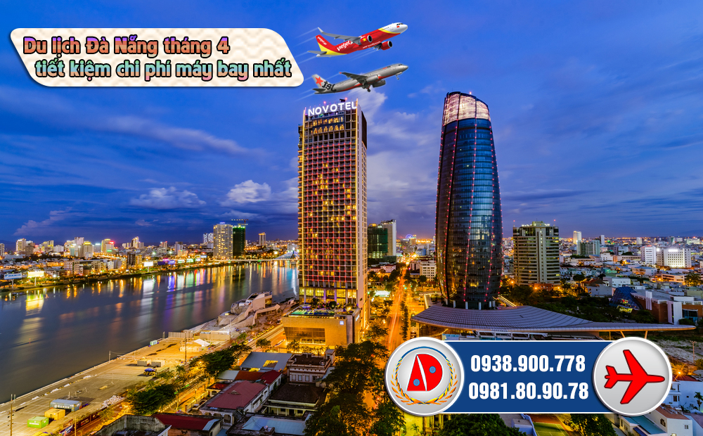 ve may bay di da nang thang 4